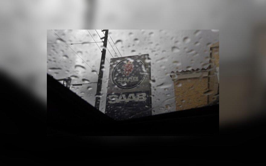 """General Motors"" vadovas abejoja galimybe parduoti ""Saab"""