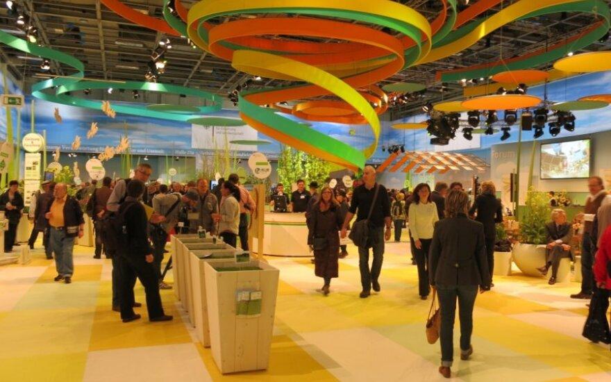 """Žemės ūkio paroda Berlyne """"Žalioji savaitė"""""""