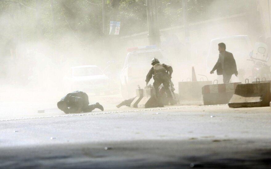 Afganistane per talibų atakas žuvo 40 žmonių, 13 sužeista