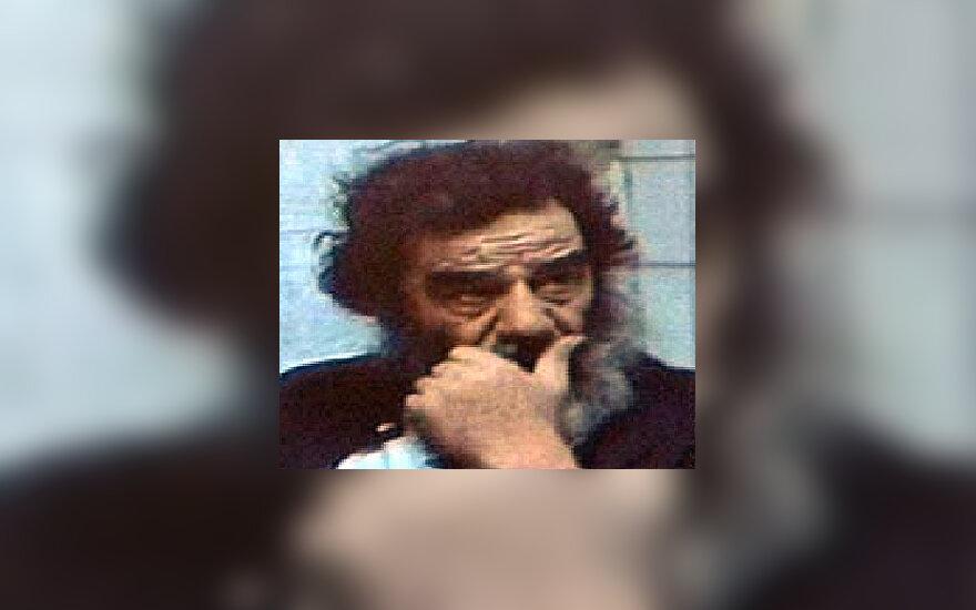 S.Husseinas suimtas 2003 12 14