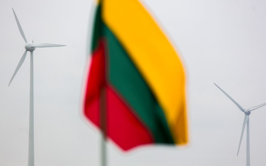 Wind power production grew more than 50% in Lithuania