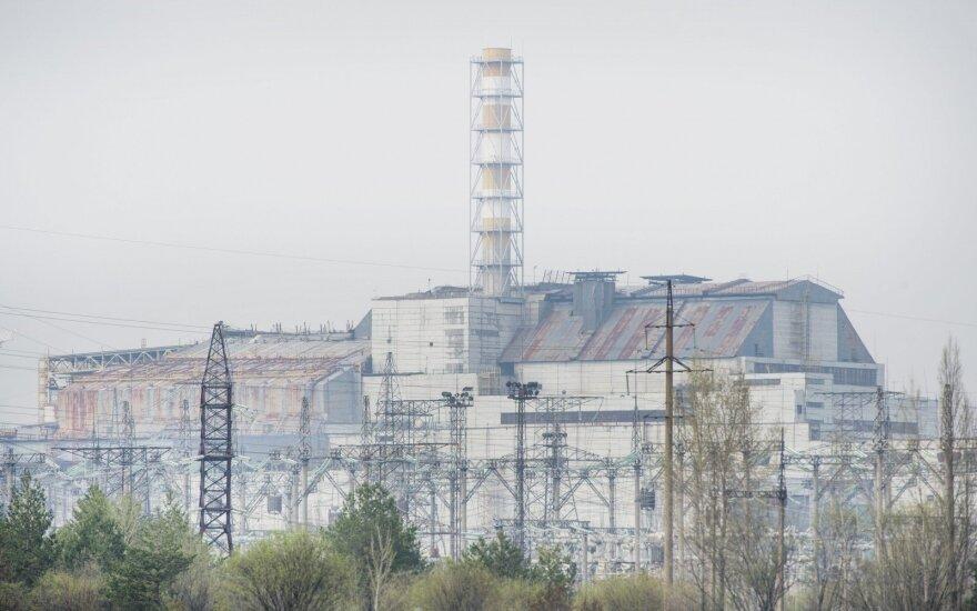 Ukraina mini Černobylio tragedijos 32-ąsias metines