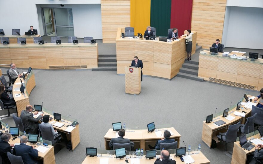 Parliament declares Belarus' N-plant a threat to national security