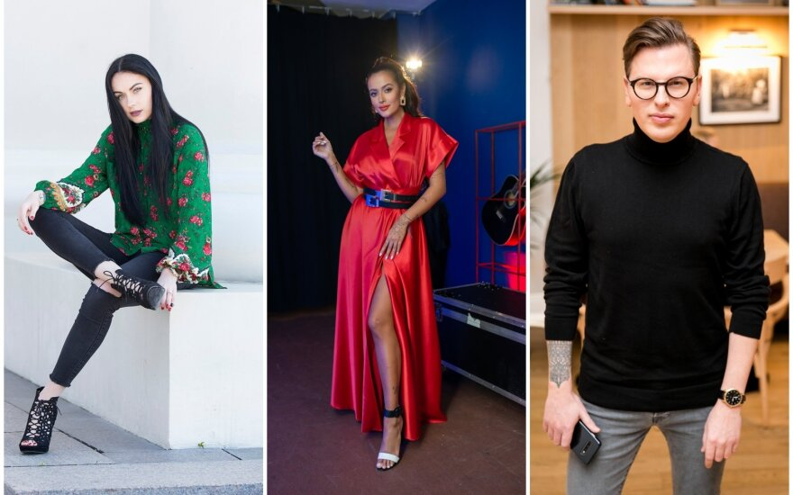 Simona Nainė, Karolina Meschino, Saugirdas Vaitulionis