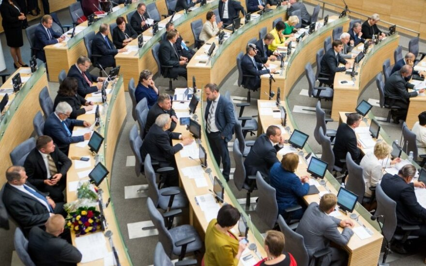Heated debate on conscription expected in Lithuanian parliament