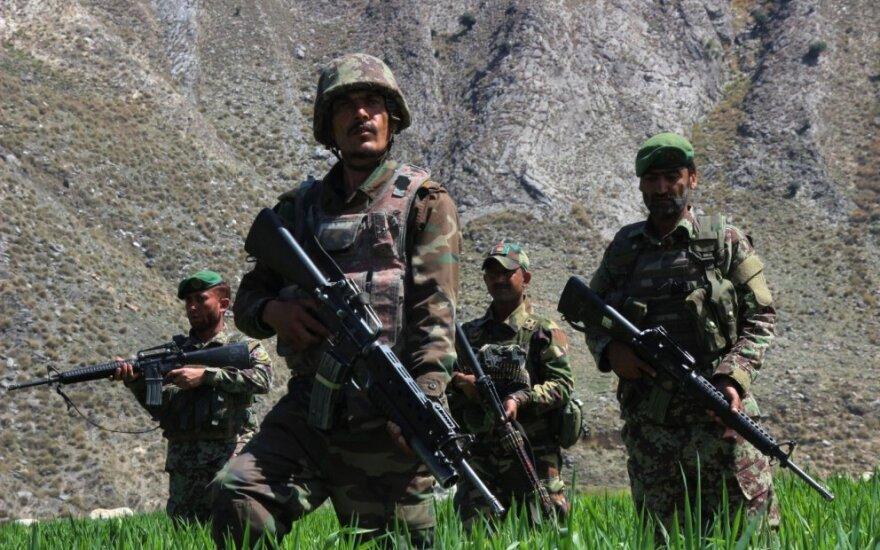 Afganistano pajėgos