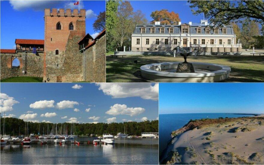 30 vietų Lietuvoje: ką turite pamatyti šiemet