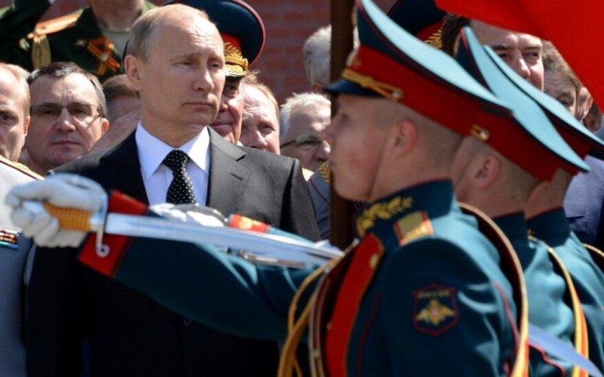 Senovinė koncepcija, kuri paveikė V. Putino mąstymą