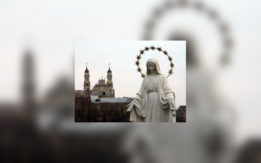 Vyriausybė atseikėjo 300 tūkst. Lt religiniam renginiui