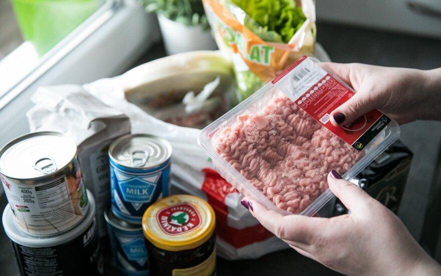 Nurodyti maistingumo deklaracijas ant pakuočių privalės ne visi