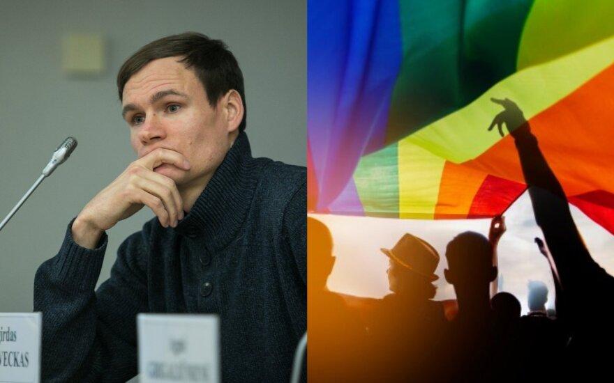 Algirdas Gataveckas siūlo LGBT eitynes surengti Alytuje: dzūkai garsėja kaip svetingi žmonės