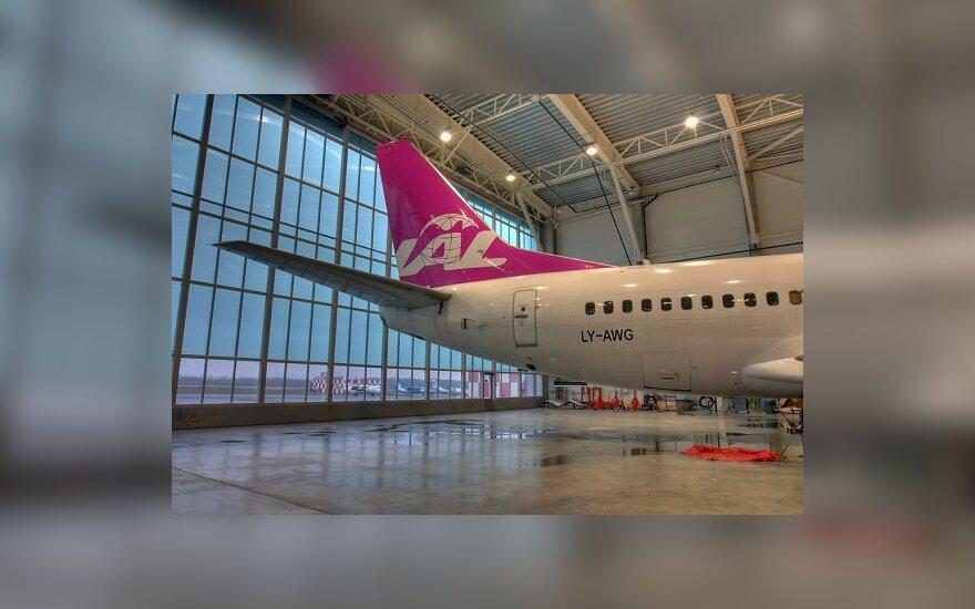 flyLAL lėktuvas