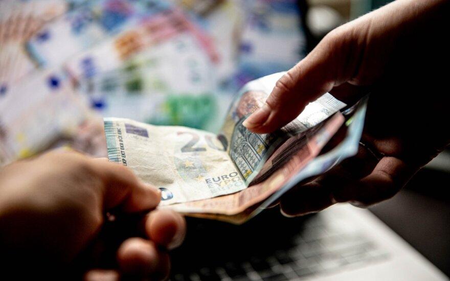 """Lietuvos bankas """"Finnovative Solutions"""" išdavė mokėjimo įstaigos licenciją"""