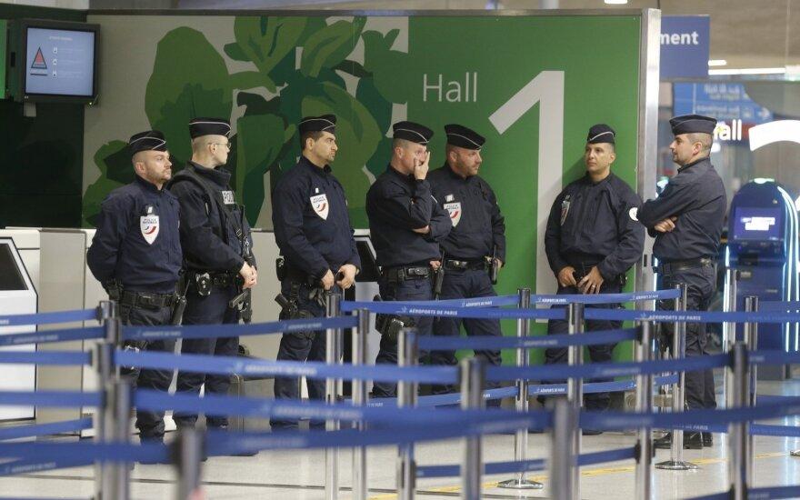 """Prancūzijoje pirmą kartą konfiskuota """"džihadistų narkotiko"""""""
