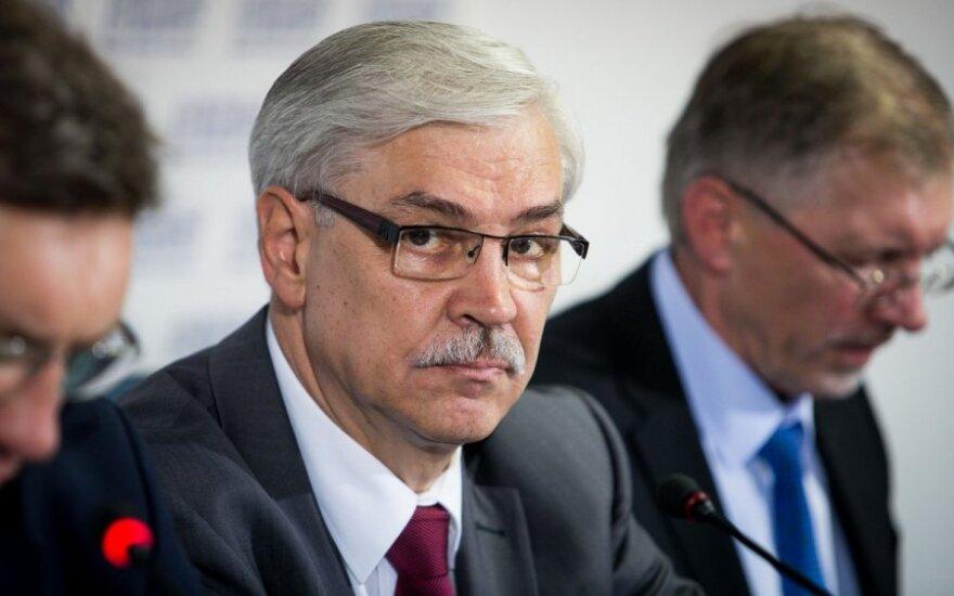Z. Balčytis. Junckerio planas – pavargusiai Europai gelbėti