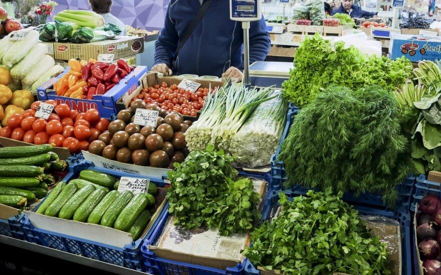 Šapoka: PVM lengvata daržovėms nesumažintų kainų, tik padidintų pardavėjų pelnus