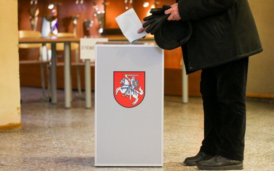 Įspėja dėl prezidento rinkimų: prieš Lietuvą gali būti panaudotos dar nematytos technologijos