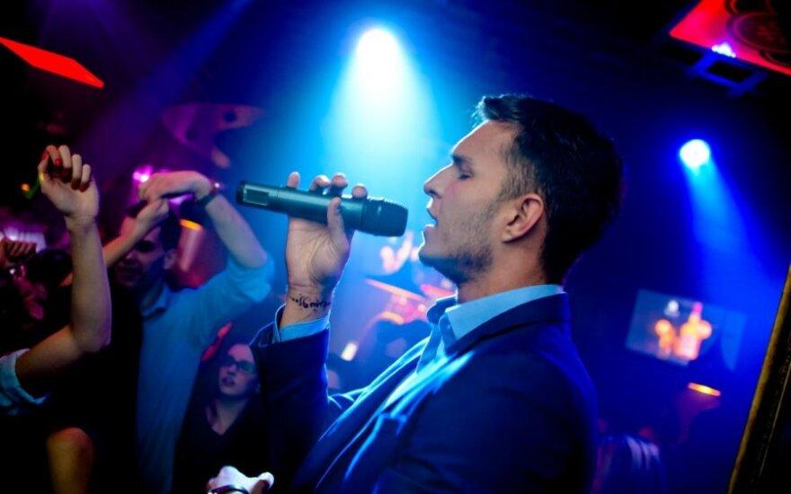 """M. Kavaliausko koncertas """"Mojo Lounge"""""""