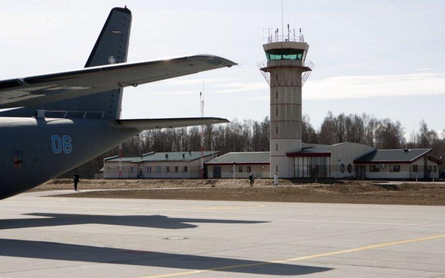 Lietuvos karinių oro pajėgų bazė Šiauliuose