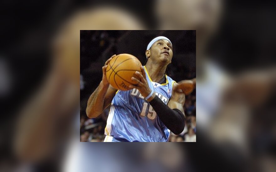 """Carmelo Anthony (""""Nuggets"""")"""