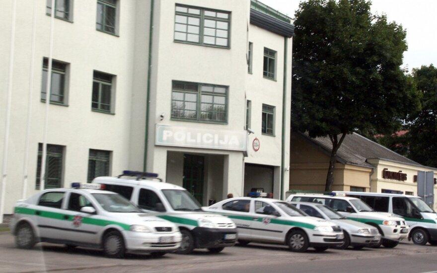 Alytaus komisariate apvogta policijos tyrėja