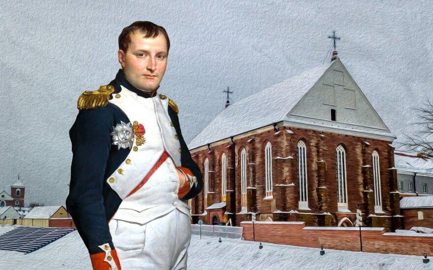 Napoleonas ir šv. Jurgio Kankinio bažnyčia