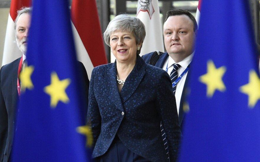 Derybos Briuselyje