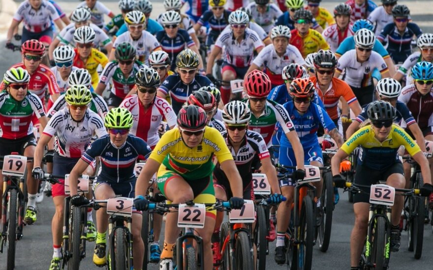 Katažina Sosna (UCI nuotr.)