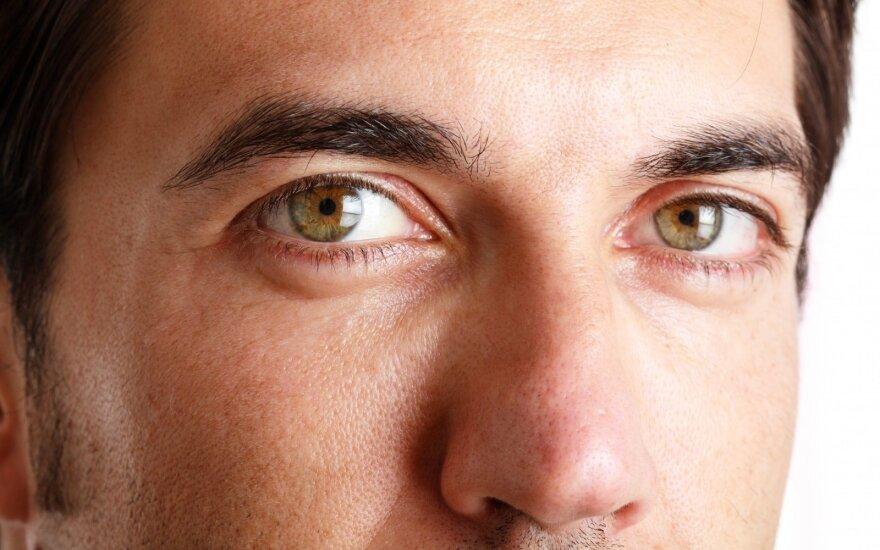 Kodėl vyrų nosys didesnės nei moterų?