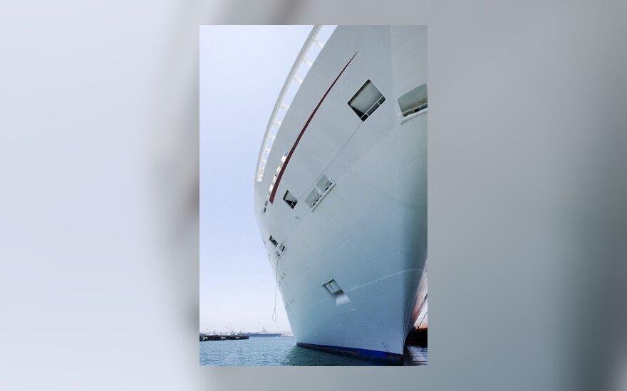Dėl Švedijos kapitonų streiko gali likti be prieplaukų 30 keleivinių laivų