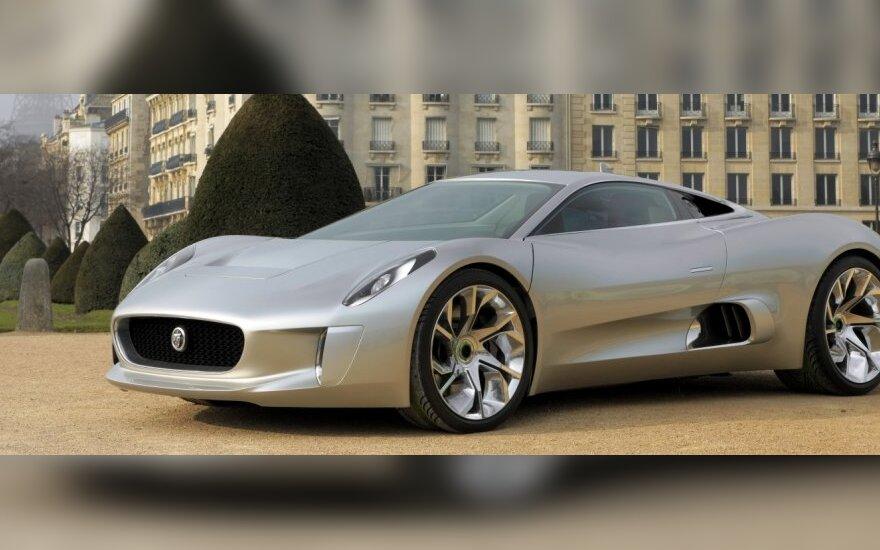 Jaguar C-X75 koncepcija