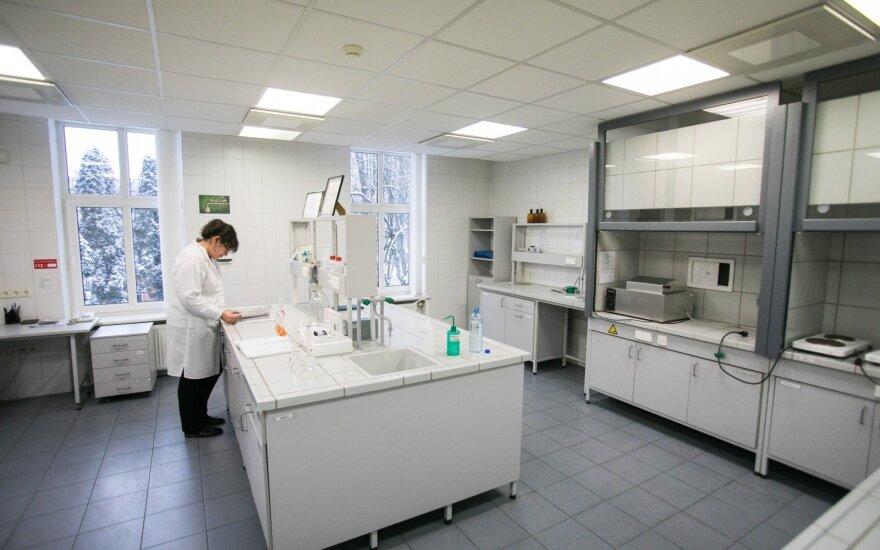 """Vilniaus vandenys"" laboratorija"