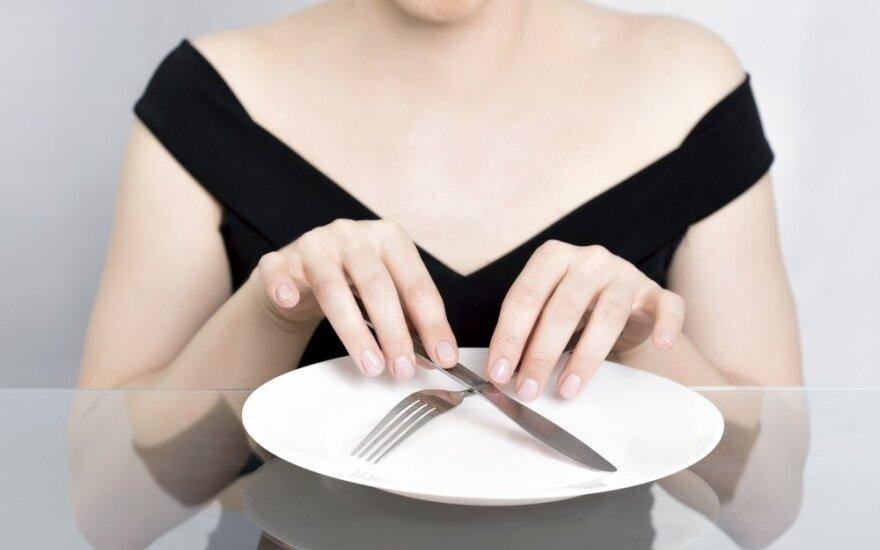 Net ir tuščias skrandis stimuliuoja smegenų veiklą