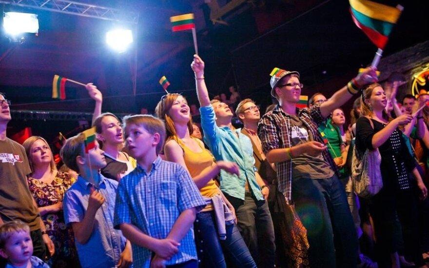 Jaučiu pareigą skelbti: laisvė - vertybė, ne duotybė