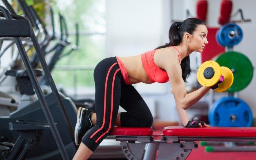 Patarimai, kaip treniruotę padaryti efektyvesne