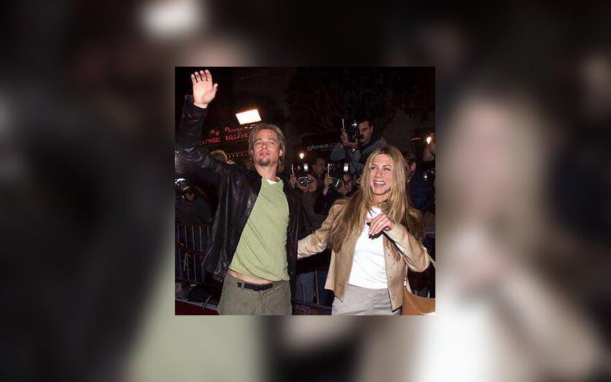 Brad Pitt, Jenifer Aniston
