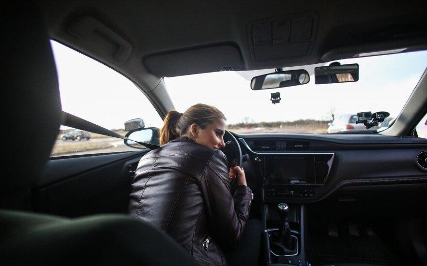 Realybės šou: kaip gimsta vairuotojas?
