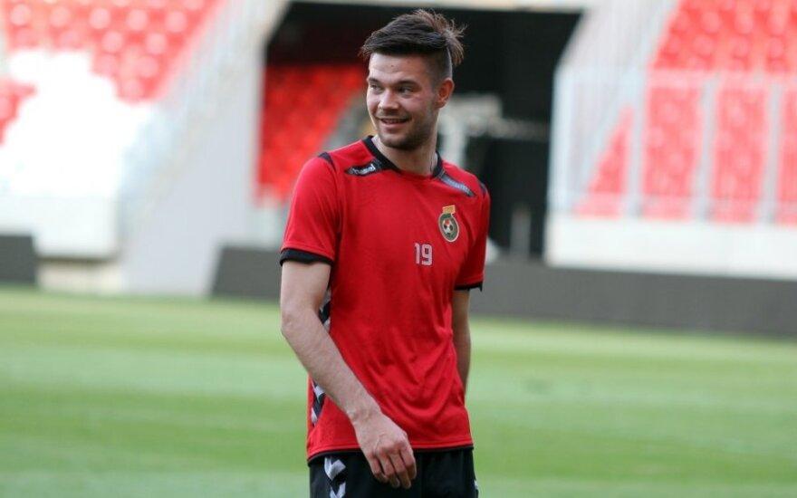 """L. Spalvis žaidė 70 min., bet """"Aalborg"""" pralaimėjo čempionams"""
