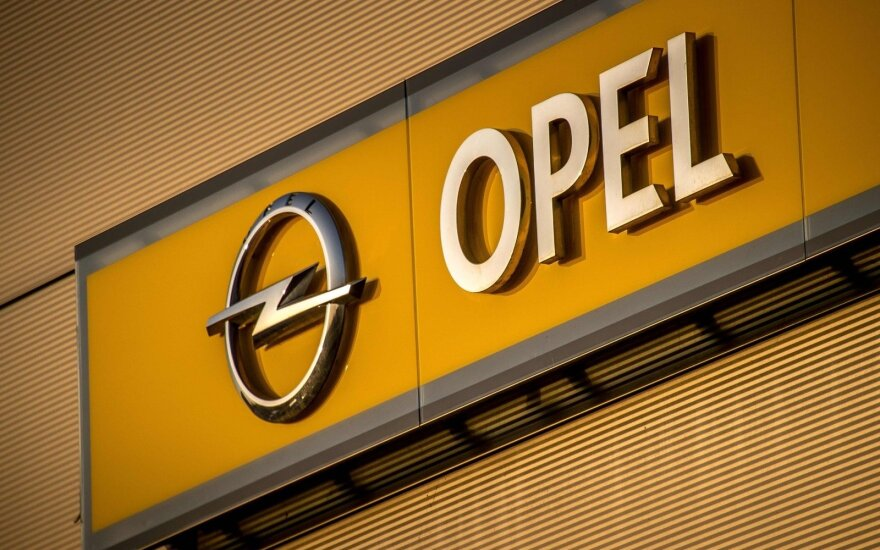 """""""Opel"""" atskleidė ateities strategiją"""