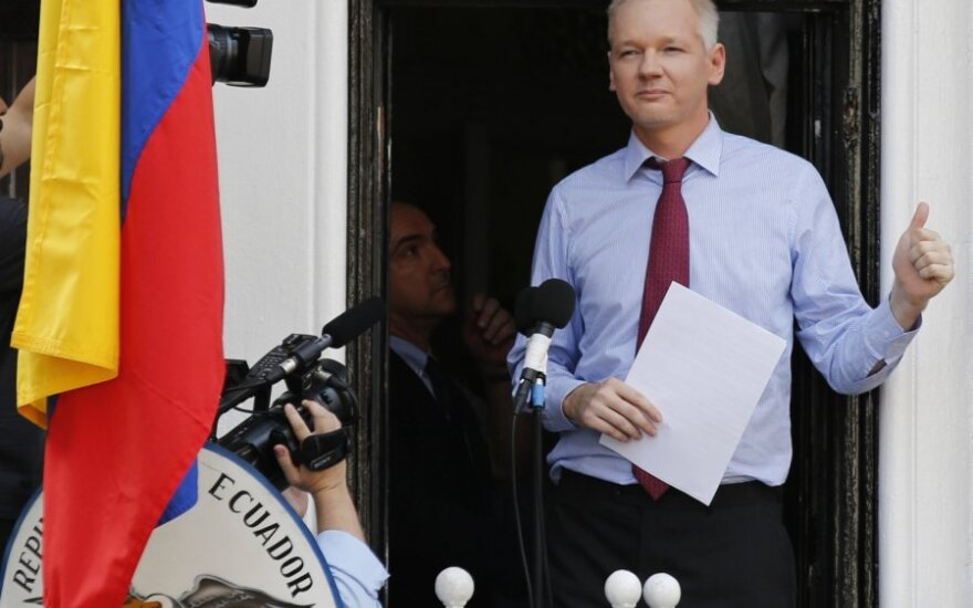 Julianas Assange'as