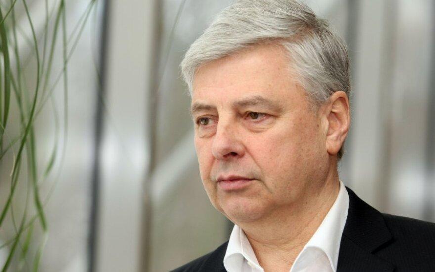 R.Juozaitis: per anksti įsilieję į Šiaurės biržą pasididinome elektros kainas