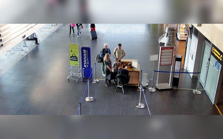 Vilniaus ir Talino oro uostai auga, Rygos – praranda keleivius