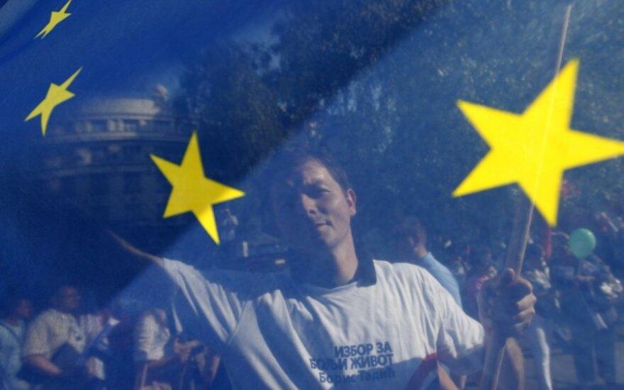 Kandidatas į EP: atstovausiu save, pažadu linksmybes ES ir sieksiu dar absurdiškesnių teisės aktų