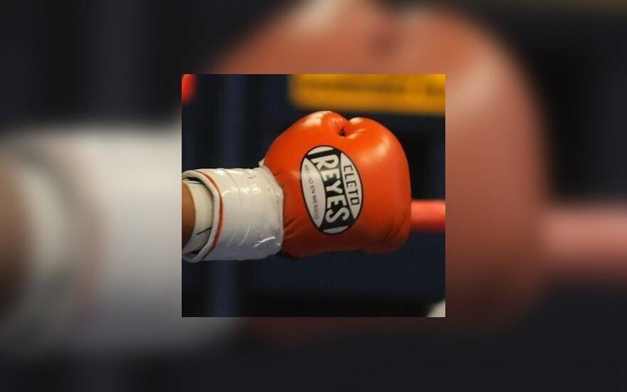 Pasaulio jaunių bokso pirmenybių Armėnijoje ketvirtfinalyje - keturi lietuviai