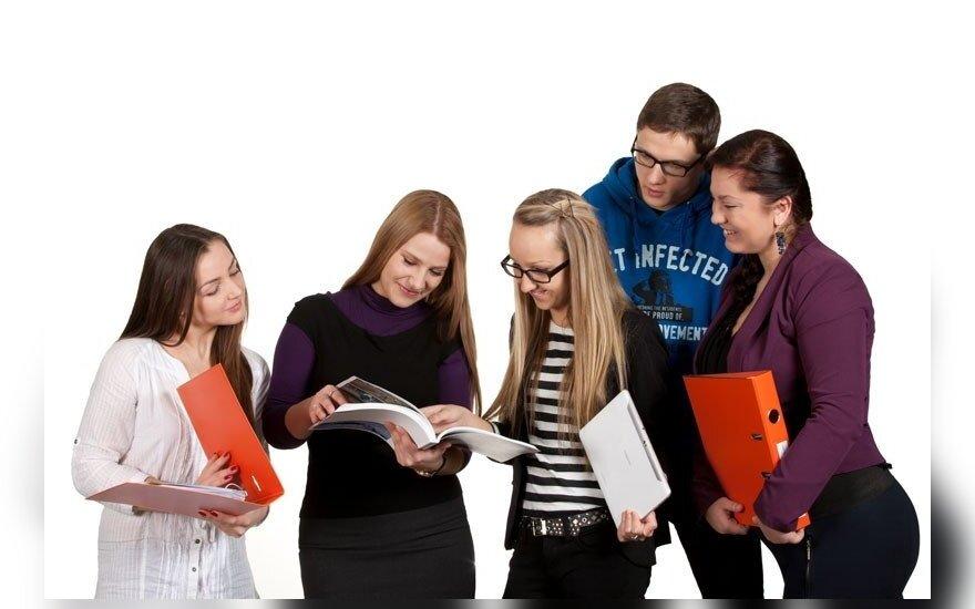 LEU studentų tyrimas parodė, kad sprendimą renkantis specialybę jie priima patys