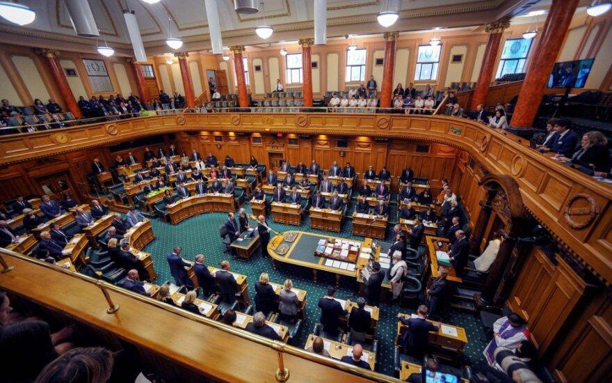 Naujosios Zelandijos parlamentas