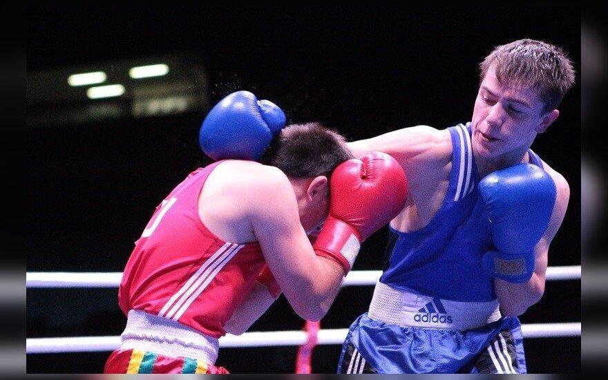 V. Karpačiausko vardo jubiliejinis tarptautinis bokso turnyras