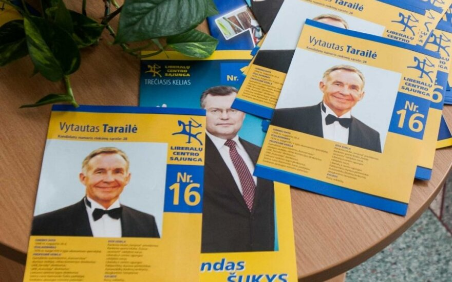 Candidates spent EUR 6m on municipal election campaigns in Lithuania