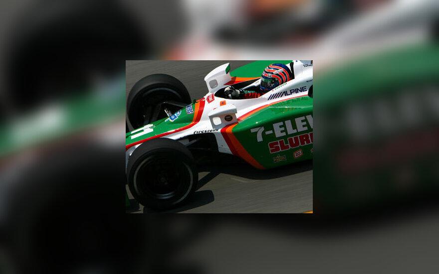Tony Kanaanas (Andretti Green)