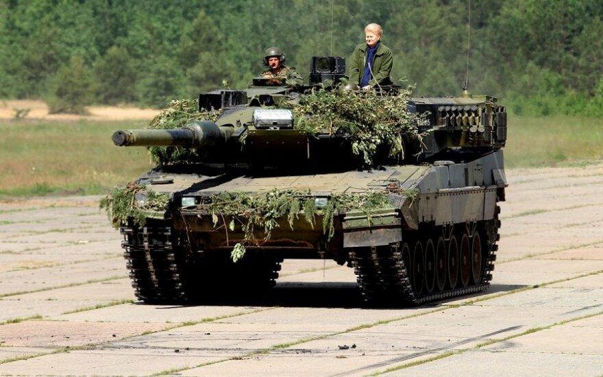 Varšuvos susitikimas turėtų būti sėkmingiausias Lietuvai po įstojimo į NATO